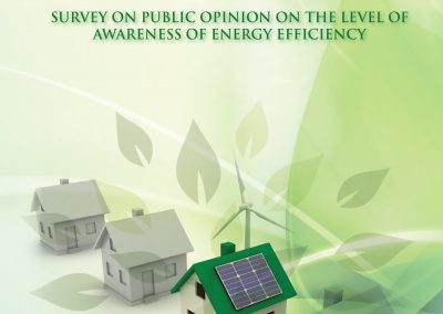 Survey on Public Opinion on the Level of Awareness of Energy Efficiency 2011
