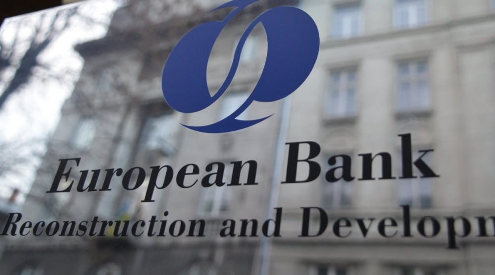 EBRD increased its GDP growth forecast to 3.7 percent