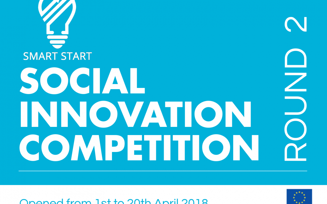 SOCIAL INNOVATION COMPETITION Round 2