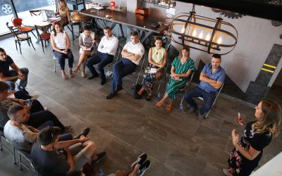 """Održana je treća jednodnevna obuka """"Poslovna komunikacija"""" za mlade preduzetnike u okviru Programa mentortva i edukacije"""