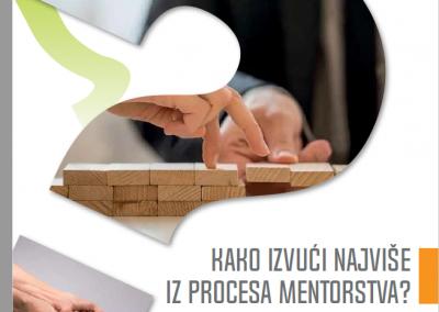 Kako izvući najviše iz procesa mentorstva?