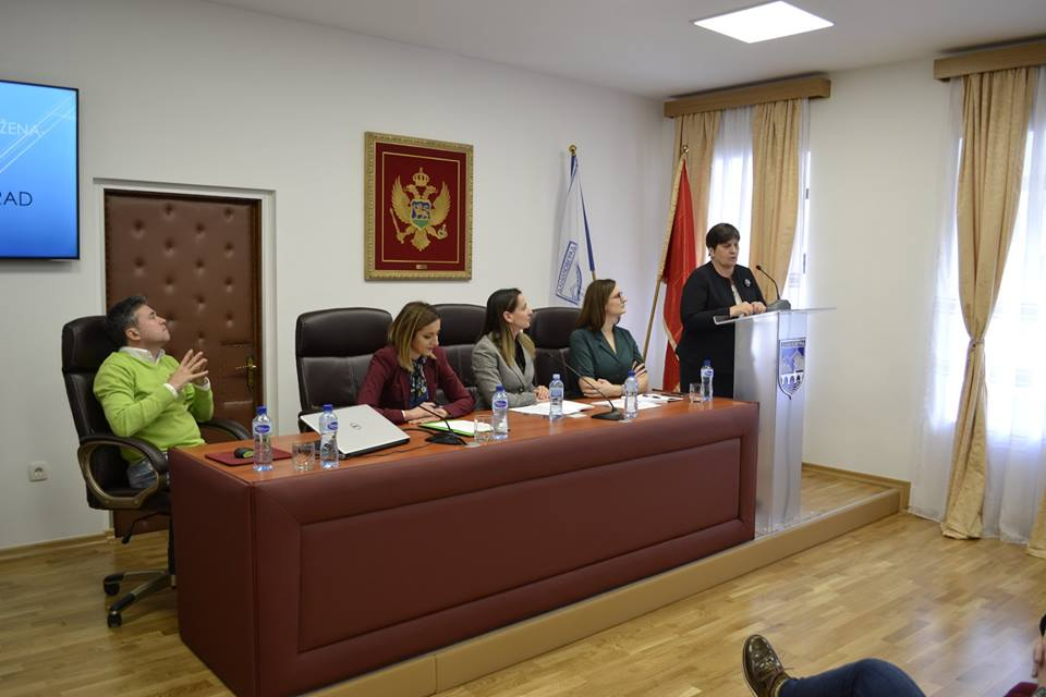 For the development of women entrepreneurship non-refundable 10.000 euros in Danilovgrad