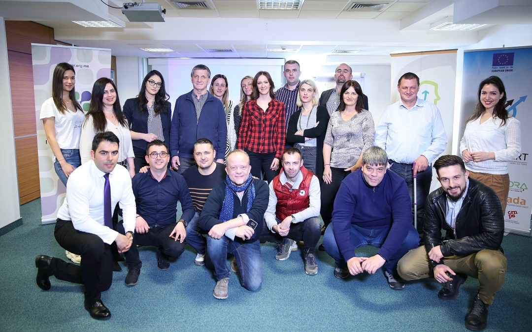 "One-day training on the topic ""Sale and psychology of the buyer "" was held"