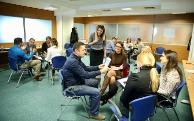 "One-day training for young entrepreneurs on the topic ""Emotional Intelligence in Business"" was held"
