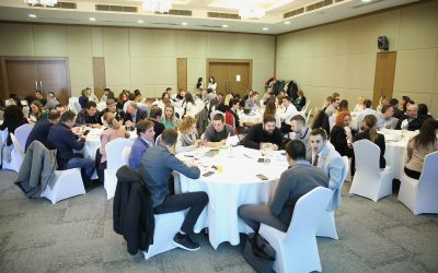 "Networking day ""Meeting with young entrepreneurs""  successfully realized"