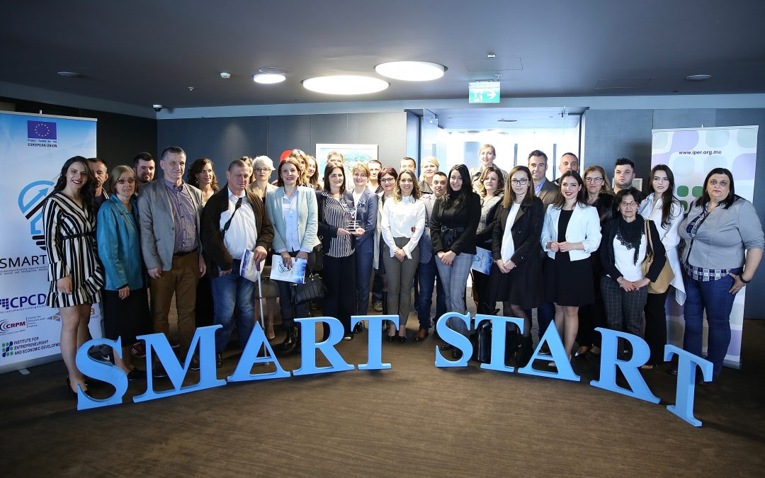 The final event of the Smart Start project was held