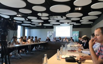 Round table: 'Open banking business of barriers'