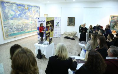 The final event of the project 'Preservation and Development of Traditional Montenegrin Craft – Golden Embroidery'