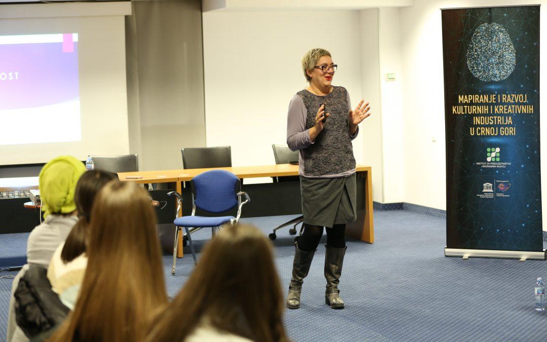 OBUKA: Odnosi sa javnošću, vještine prezentacije i poslovna komunikacija