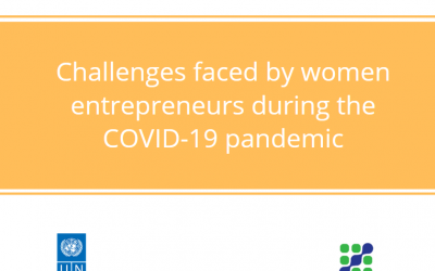 Survey- Challenges faced by women entrepreneurs during the COVID-19 pandemic