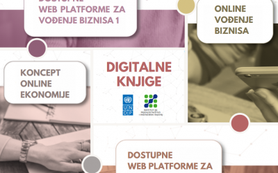 Digitalne knjige (e-books)